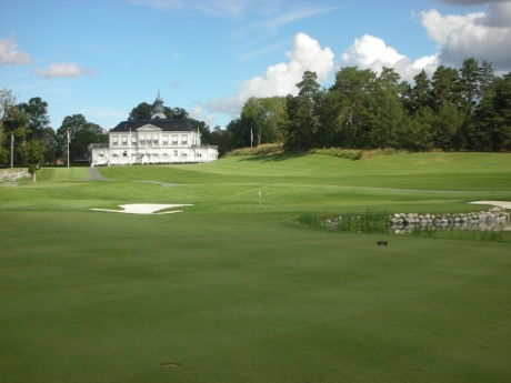 Bro Hof Slott Golf Club